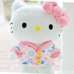 美麗大街【104080801】40公分 Hello Kitty和服款娃娃 玩偶