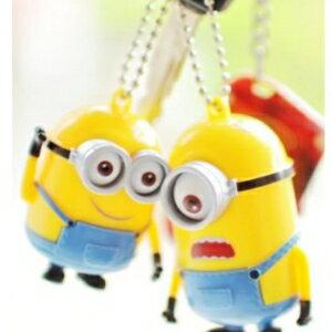 美麗大街【104082505】小小兵造型吊飾 鑰匙圈 (不挑款)