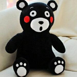 美麗大街【104100109】12吋熊本熊坐姿 娃娃 玩偶