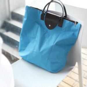 美麗大街【BF569E25E876】牛津布可折疊收納購物袋(不挑款)