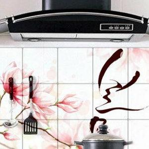 美麗大街【BFM09E3E13】廚房防油貼紙 瓷磚璧貼