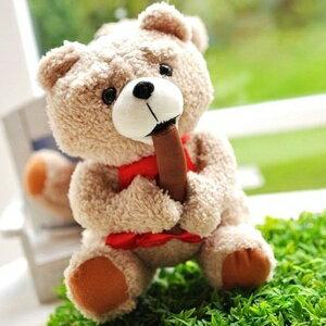 美麗大街【S101081508】熊麻吉tedbear麻吉熊 小熊玩偶