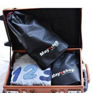 美麗大街【S101100501】旅行衣物收納袋 鞋袋 化妝袋 小物萬用收納束口袋