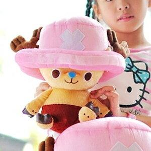 美麗大街【103040212】海賊王喬巴12吋造型玩偶