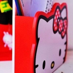 美麗大街【104040727-3】HELLO KITTY  造型信插鑰匙櫃 信箱 收納箱 置物架