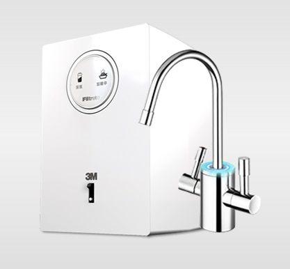 3M HEAT 1000高效能櫥下型雙溫飲水機 (送3M樹脂系統)(全省免費安裝)