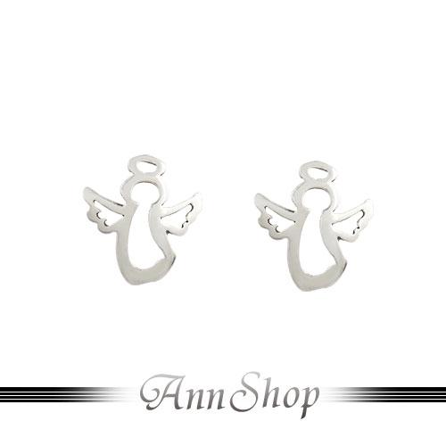 AnnShop~925純銀‧鏤空小天使耳飾~銀飾飾品 情人 e9361 ~  好康折扣