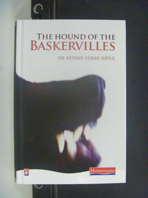 ~書寶 書T4/原文小說_JKR~The Hound of the Baskerville
