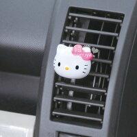 凱蒂貓週邊商品推薦到〔小禮堂〕Hello Kitty 超迷你汽車芳香劑《2入.桃紅》冷氣孔用散發香氣更徹底