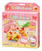 凱蒂貓週邊商品推薦到〔小禮堂嬰幼館〕Hello Kitty 壓模玩具組《粉.甜點.盒裝》適合3歲以上孩童