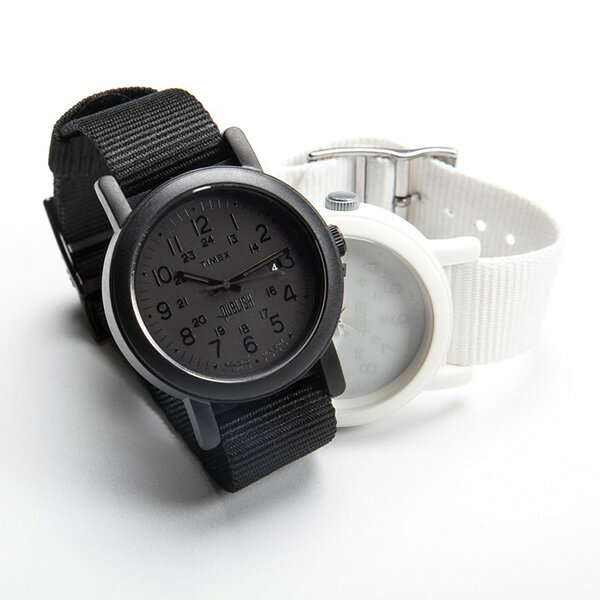 【EST】Publish X Timex Camper Watch 聯名 手錶 黑 [PL-5405-002] G0204 0