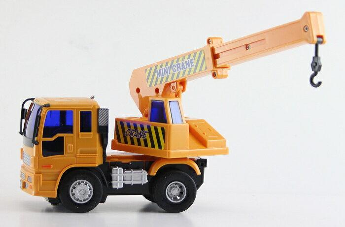小小家 磨輪小型起重機 32512 5