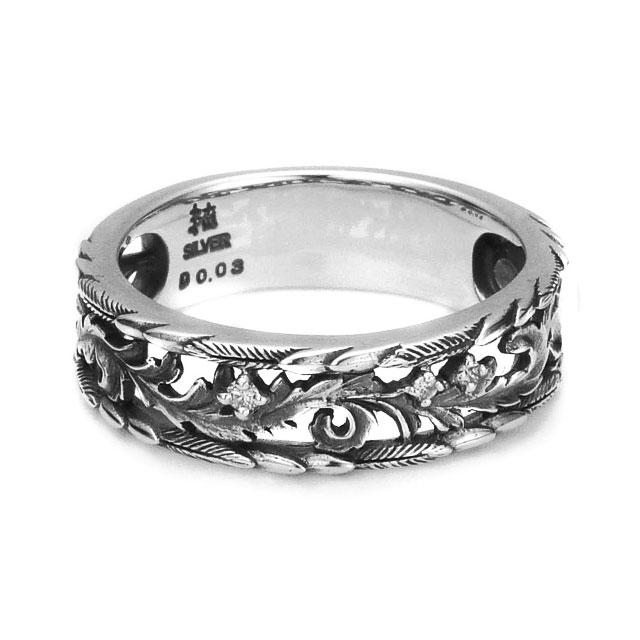 【海外訂購】【Bloody Mary】Favor 純銀戒指(鑲鑽款) (BMR1196-Wd) 1