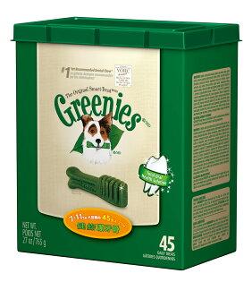 ♥ WaWa ♥ 健綠潔牙骨原味7-11公斤專用27oz