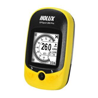 【HOLUX長天科技】GPSport 260 Pro 運動型GPS軌跡記錄器