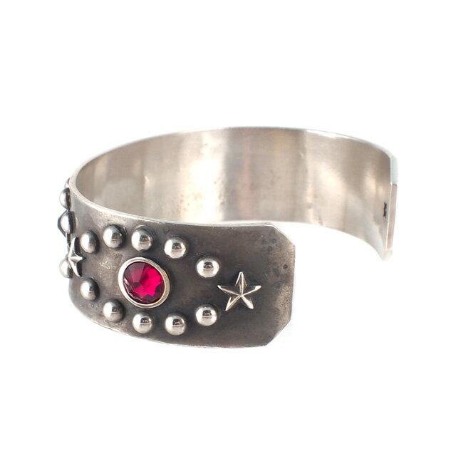 【海外訂購】【amp japan】流星鉚釘做舊銅手環(AMP-15AO-327A  0825870300) 2