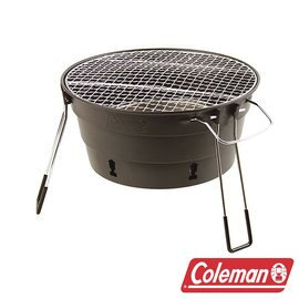 Coleman PACKWAY烤肉爐II/黑 CM-27319 烤肉架│炊事│燒烤│露營│戶外│休閒