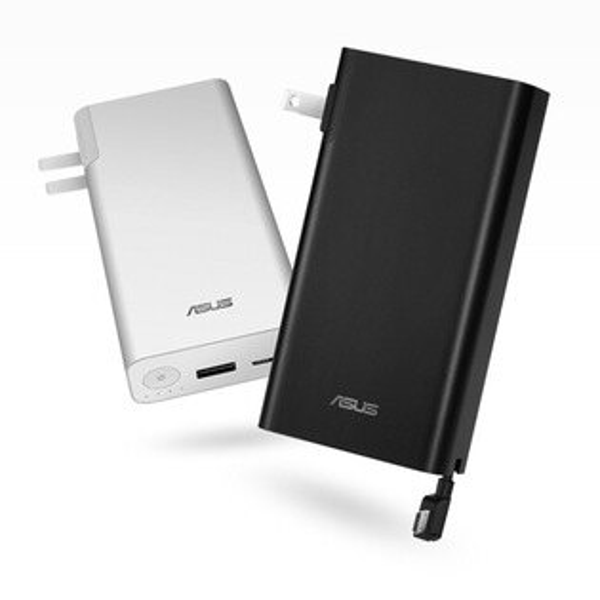 ASUS ZenPower Combo多合一雙輸出快充行動電源-10050mAh ◆送USB LED燈*1組