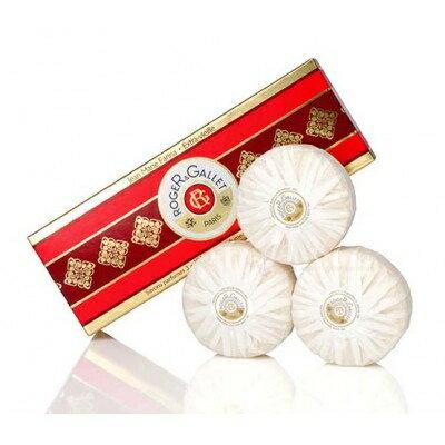Roger & Gallet 皇家古龍香水皂禮盒 3x100g【巴黎好購】 0