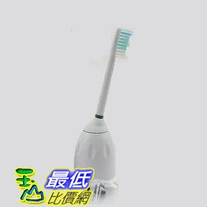 (現貨) 相容型聲波電動牙刷頭 HX7001 HX7002 適合飛利浦 Sonicare e-Series 電動牙刷 (一支入) _TA4