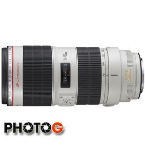 Canon EF 70-200mm F2.8L IS II USM望遠鏡頭(彩虹公司貨,含稅開發票) 【9/30 申請送 $4000 郵政禮券】