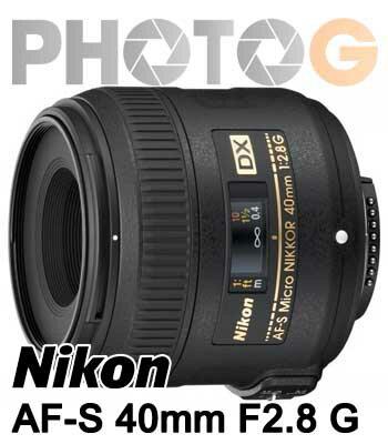 Nikon AF~S DX Micro 40mm F2.8 G 廣角 定焦鏡 微距鏡頭 4
