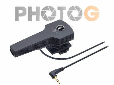 鐵三角 Audio-Technica AT9946CM (AT9946) 單眼專用 立體聲收音麥克風