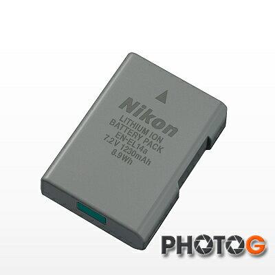 Nikon EN-EL14a 原廠鋰電池 D3100 5100 D5300 D5500 ( enel14,國祥公司貨)