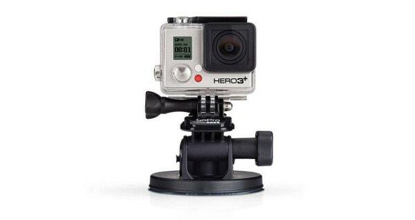 GoPro 快拆吸盤配件 AUCMT-302 (台閔公司貨)