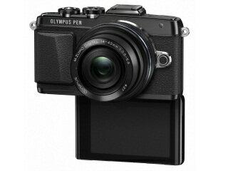 【送32G+清保組+原廠包】Olympus  E-PL7 (14-42mm EZ  電動鏡頭)  WIFI PEN Lite 元佑公司貨 EPL7