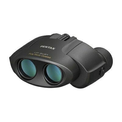 PENTAX UP 8x21 雙筒望遠鏡 黑色  (富堃公司貨) 另有 藍色 粉紅色