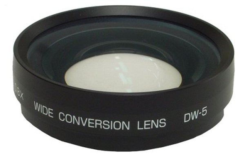 RICOH DW-5 DW5 廣角鏡 適用 WG4 WG3 需搭配 O-LA135使用