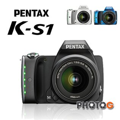 PENTAX K-S1 數位單眼相機 單機身 不含鏡頭(送原廠包,KS1, 富?公司貨)