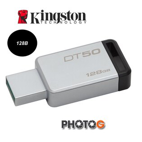 KingSton 金士頓  128G / 128GB  dt50 DataTraveler 50 USB3.1 相容 USB3.0 隨身碟 DT50/128G (免運費)