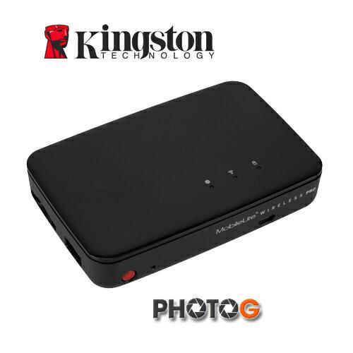 KingSton 金士頓 MobileLite Wireless Pro 行動電源 內含64G  無線讀卡機 wifi 韓劇 MV 分享 MLWG3/64G
