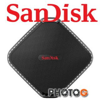 SANDISK EXTREME® 500  128G 可攜式 SSD 外接式硬碟 USB 3.0 (  公司貨三年保固)