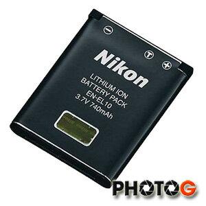 Nikon EN-EL10 原廠鋰電池(ENEL10,國祥公司貨,適用S3000/ S80)