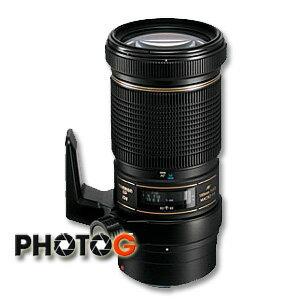 B01 Tamron 騰龍(B01)  SP AF 180mm F3.5 Di LD IF Macro 望遠微距鏡頭(180 3.5;俊毅公司貨)【Canon、Nikon、SONY】