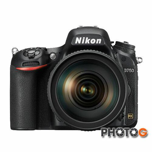 NIKON D750 + 24-120 ED F/4 G VR 鏡頭 單眼相機 國祥公司貨【送64G+清潔組 】