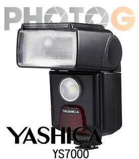 雅西卡 YASHICA YS7000 Flash 閃光燈 for Nikon Canon