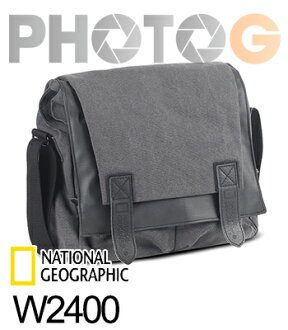 National Geographic 國家地理頻道 WALKABOUT NG W2400 中型相機郵差包