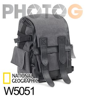 National Geographic 國家地理頻道 WALKABOUT NG W5051 小型雙肩背包