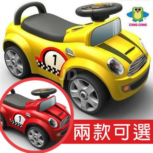 """【親親Ching Ching】賽車學步車 RT-536 (消費滿2000元加送 """"犀利師一指彈蓋保溫杯"""" )"""