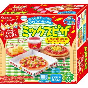 日本Kracie 知育菓子 知育果子 DIY 動手作披薩 [JP364]