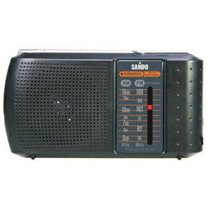 【SAMPO聲寶】 手提式收音機(AK-W909AL)