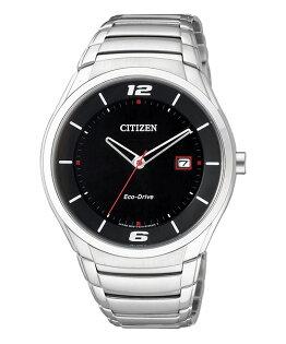 CITIZEN星辰BM6951-57E運動風光動能腕錶/黑面40mm