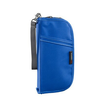 Caribee Document Wallet (blue) 0