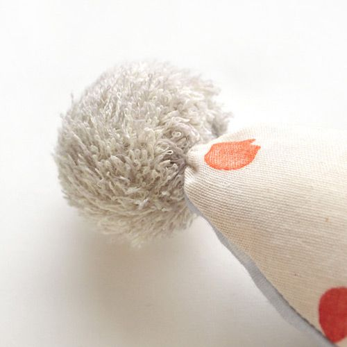 Hoppetta - Naomi Ito - 繽紛波點嬰兒枕 5