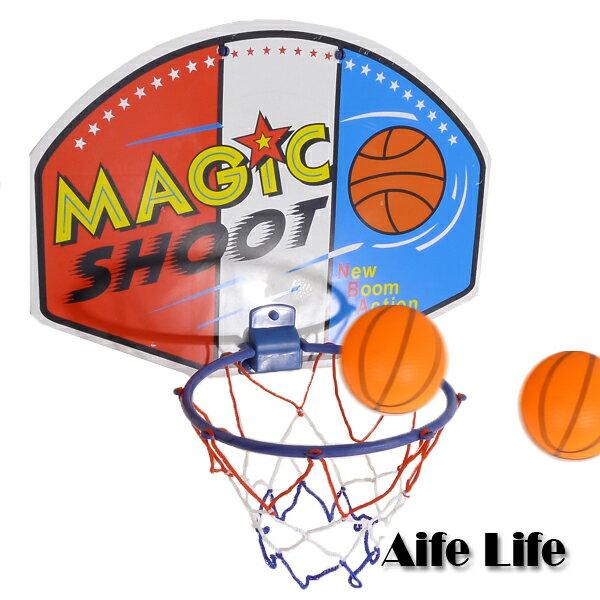 【aife life】掛壁籃球框-小/籃球框/籃球架/簡易式籃球架/籃球板/組裝式籃球框 ,輕巧好收納,可以掛在椅背上