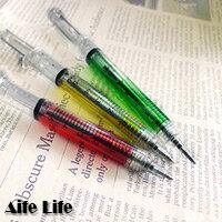 【aife life】擬真針筒原子筆/針筒筆 針筒原子筆 整人筆 針筒注射器型原子筆 針筒圓珠筆 贈品禮品